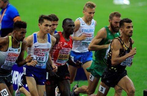 Copa de Europa de 10.000m en Londres
