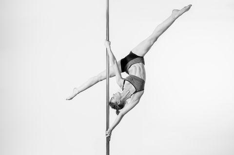 pole dance beneficios