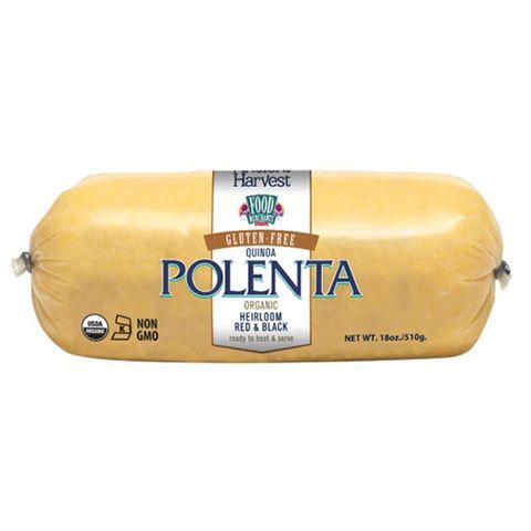 Ancient Harvest Organic Red & Black Quinoa Polenta