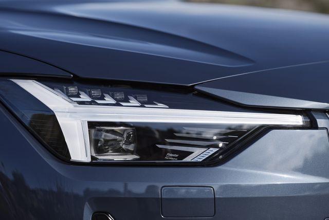 Automotive design, Automotive exterior, Car, White, Automotive lighting, Luxury vehicle, Grille, Light, Bumper, Hood,