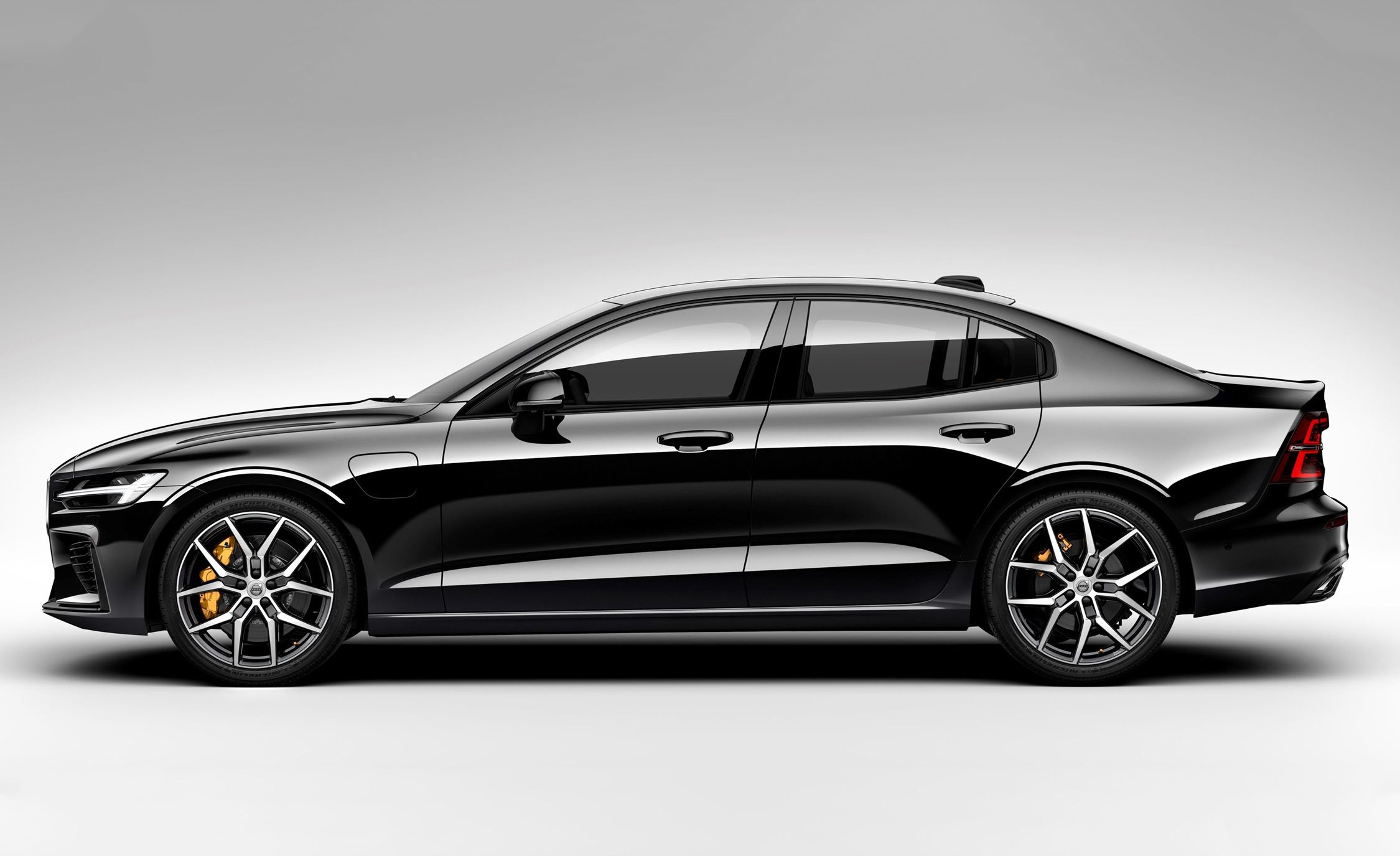 The Polestar Tuned 2019 Volvo S60 Is Going To Be Extremely Rare