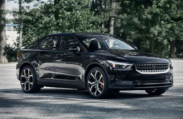 The Polestar 2 is a Reasonably Priced EV with Panache and Performance