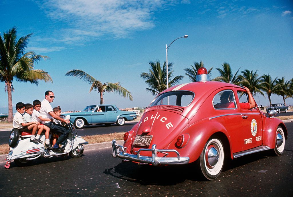 Volkswagen Beetle: The Story of a Car Big Enough for Three Soldiers and Machine Gun