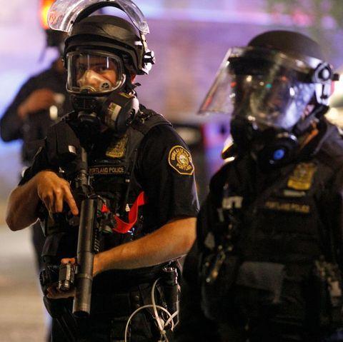 black lives matter protests continue in portland