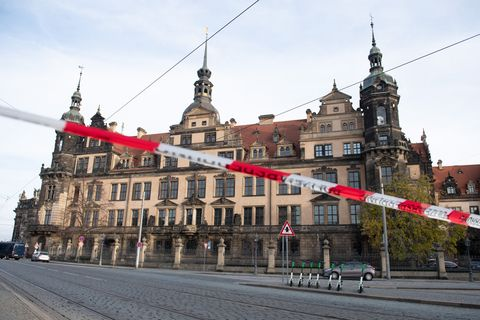 GERMANY-MUSEUM-CRIME-ROBBERY