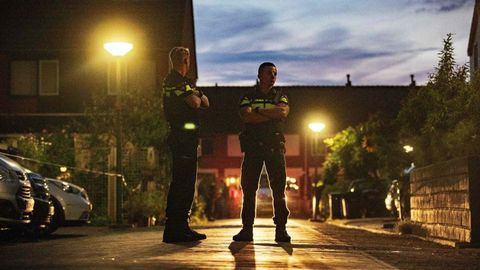 NETHERLANDS-CRIME-SHOOTING