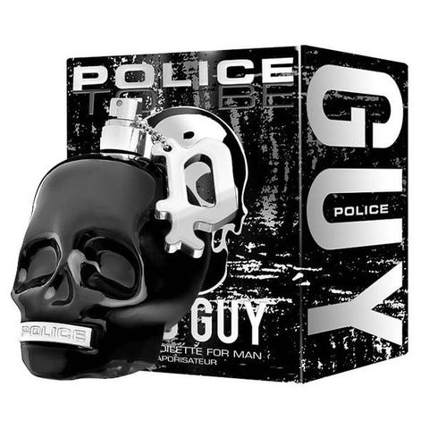 to be bad guy de police  perfume para hombre