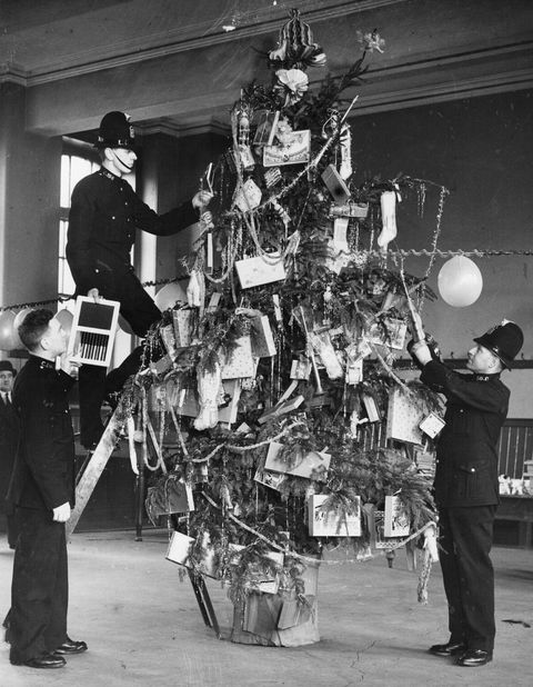new years tree tradition