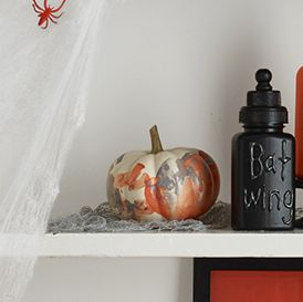 polished pumpkin
