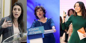 Políticas españolas más buscadas