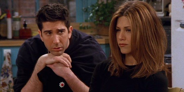 ross, rachel, friends, cheat, cheater