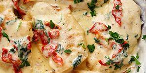 Pollo a la Toscana