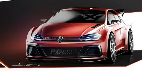 Volkswagen S Newest Wrc Rally Polo Is Built For Customer Racing