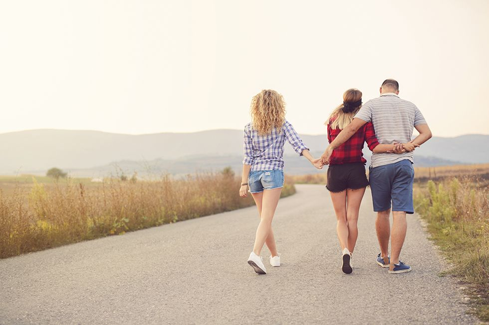 Difference between casual hookup and open relationship