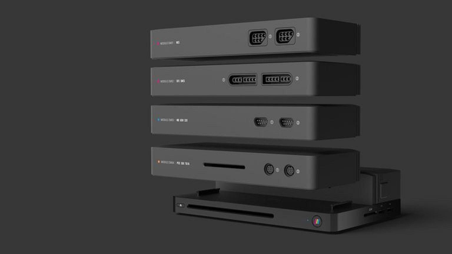 Una sola console per tutti i giochi della tua infanzia
