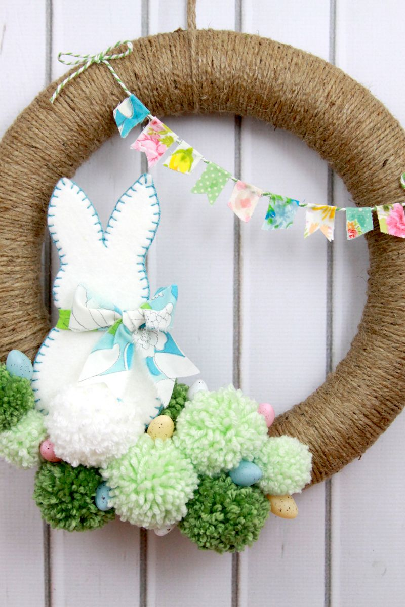 Watch 14 Beautiful DIY Easter Wreaths You Can Make in An Afternoon video