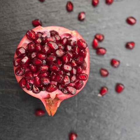 alimentos de otoño granada