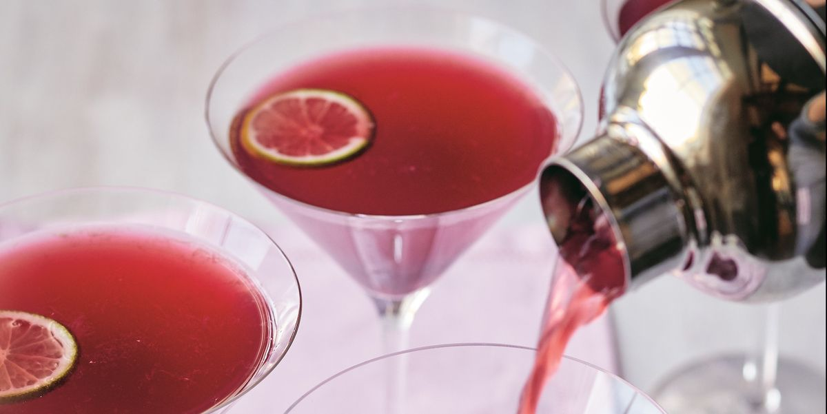 Ina Garten's Pomegranate Gimlet Recipe Is Perfect for the Holidays