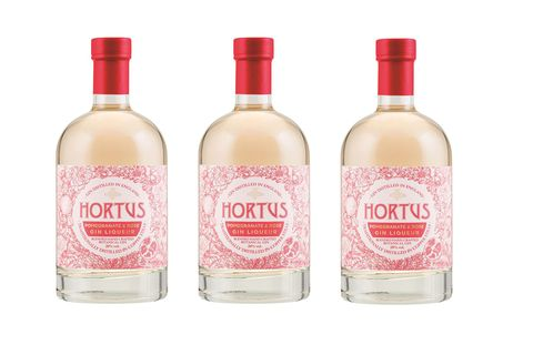 Lidl gin pomegranate and rose