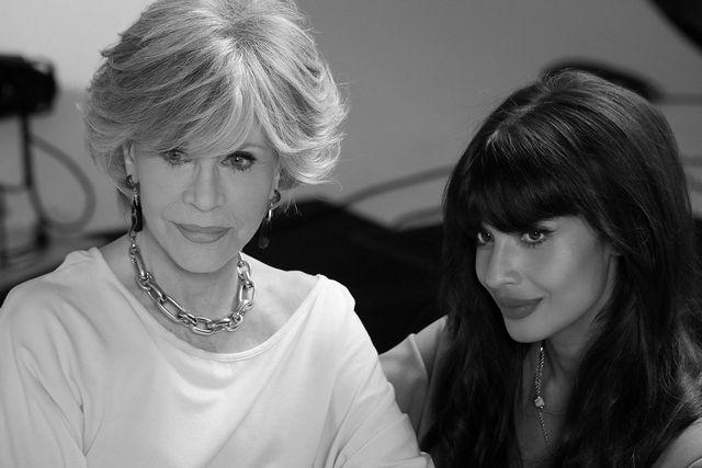 【ポメラート】国際女性デー3 月 8 日を記念し、新動画「pomellato for women」でジャミーラ・ジャミルがジェーン・フォンダと対談