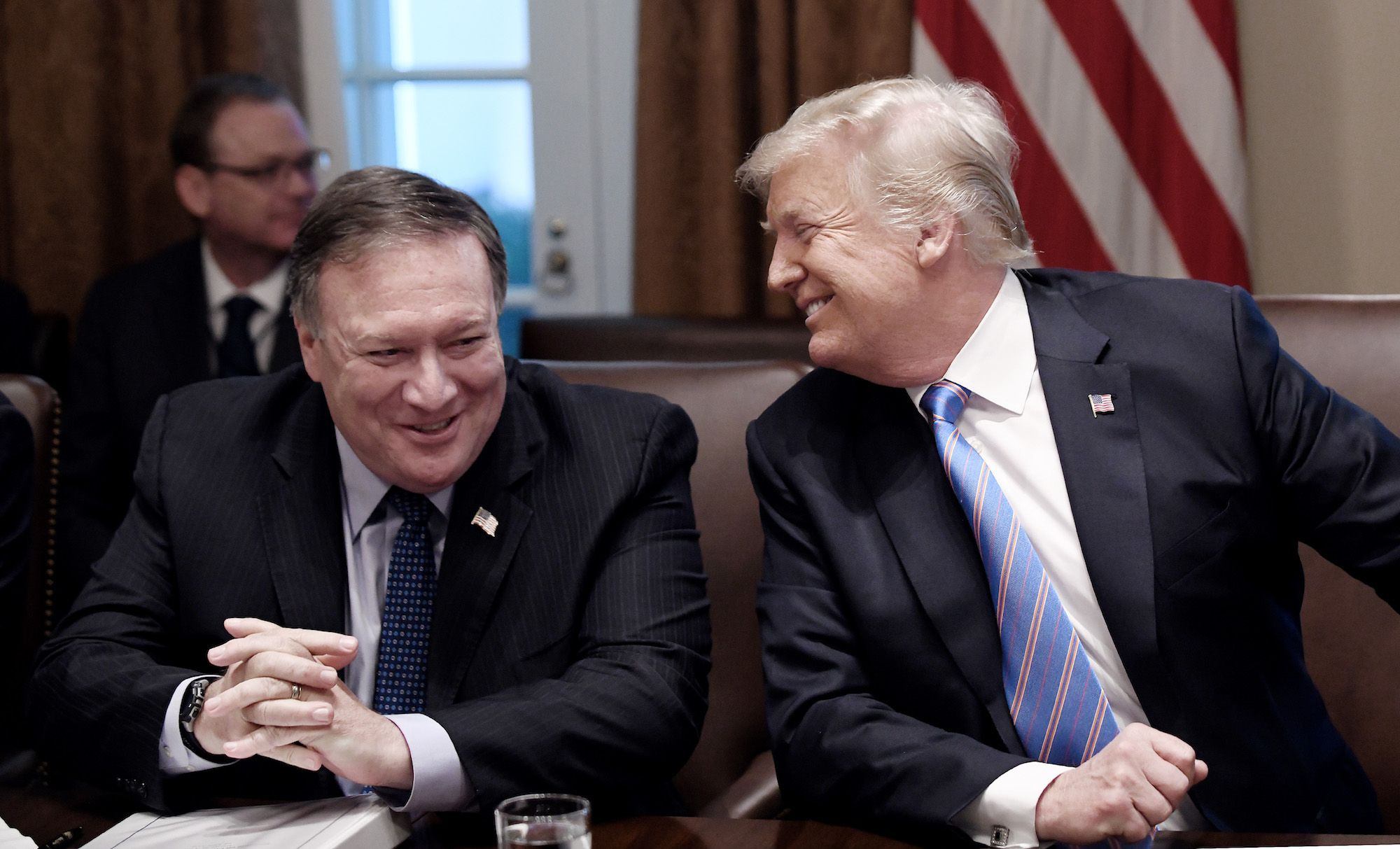 A New Look at Mike Pompeo's Career Reminds Us Trump Is an Inevitable Product of Republican Politics