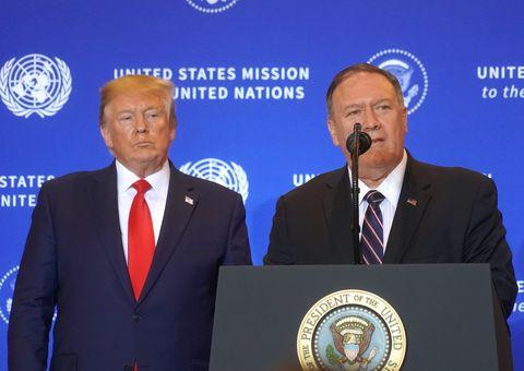 Press Briefing By President Trump