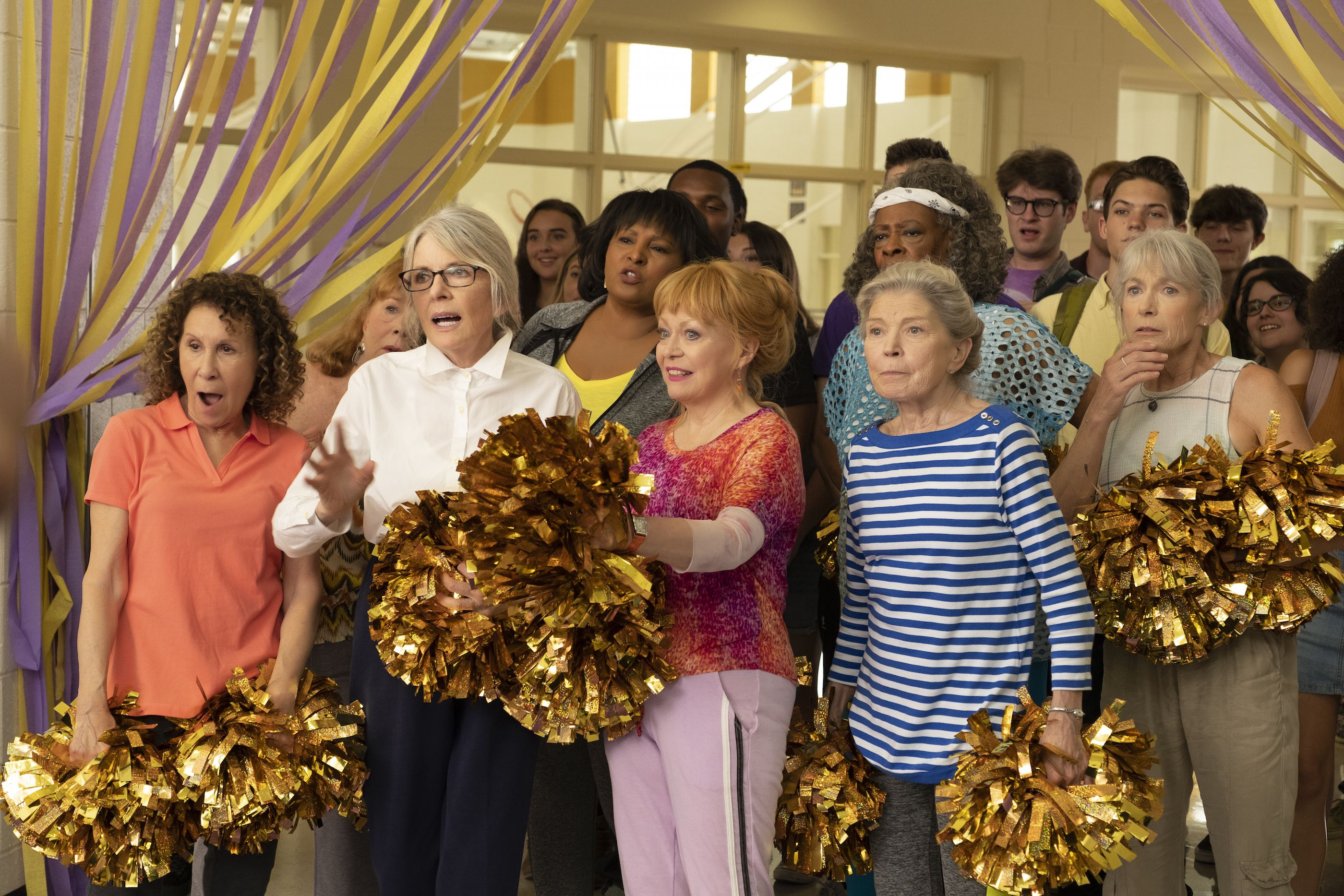 POMS Release Date and Cast - What to Know About Diane Keaton's Movie