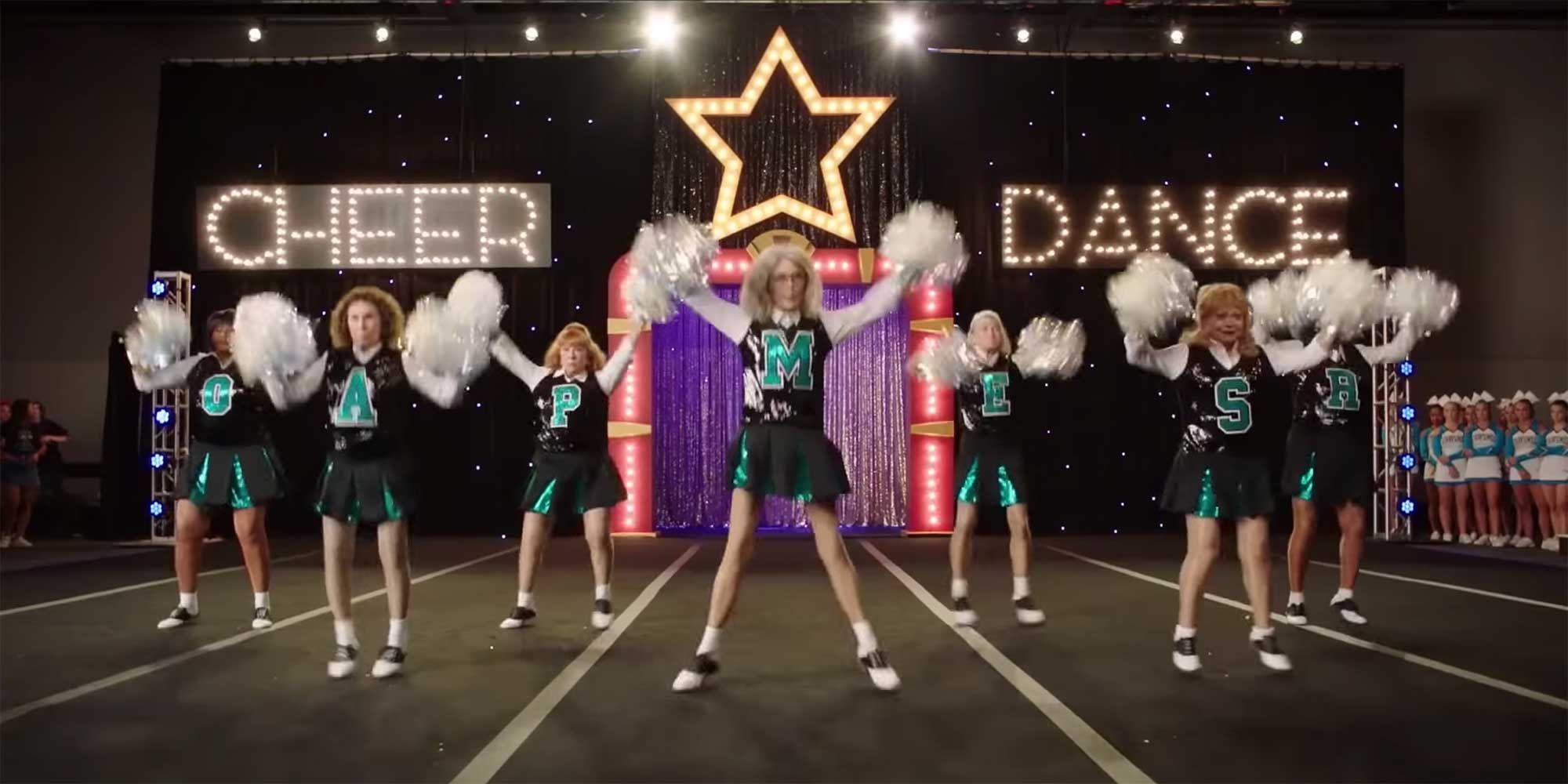 'Poms': Diane Keaton y las cheerleader del geriátrico - 'Poms': tráiler, fecha de estreno, reparto, sinopsis