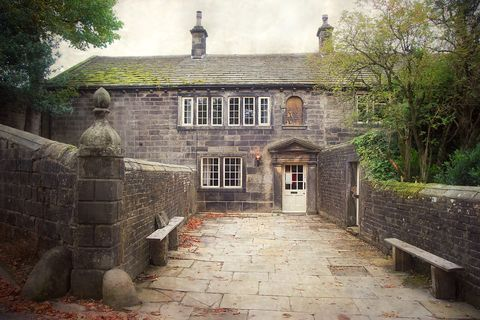 The House That Inspired Wuthering Heights Is For Sale