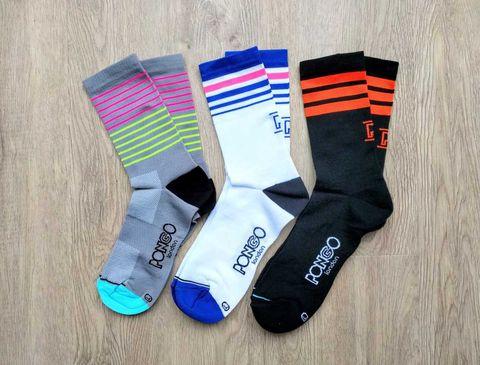 Win een paar Pongo sokken