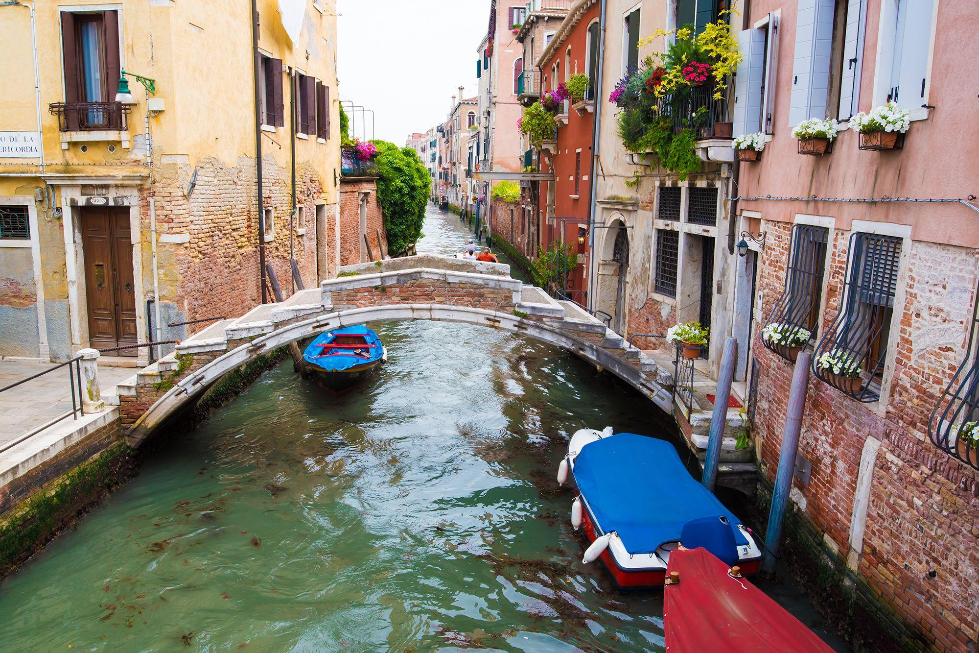 Venice's hidden gems: Ponte de Chiodo