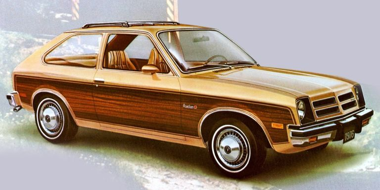 Remember These Woody Commuter Cars of the 1970s?