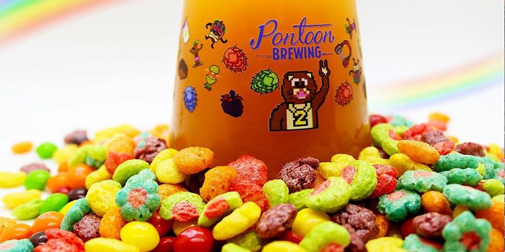 'Rainbow Smiggles' Beer Is Brewed With Trix Cereal and Skittles