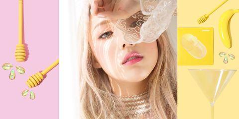 Face, Hair, Skin, Eyebrow, Lip, Beauty, Eyelash, Nose, Head, Blond,