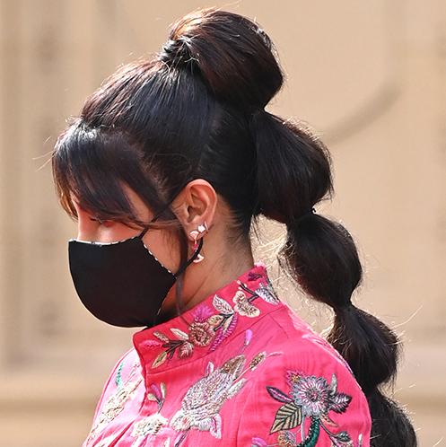 ponytail hairstyles