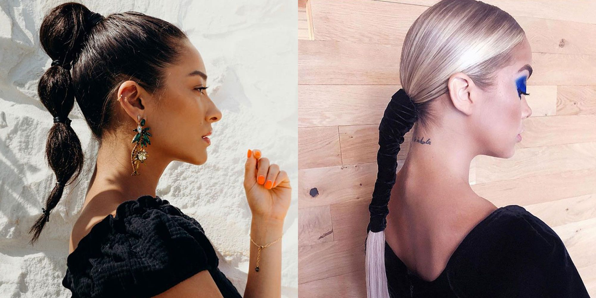 21 Easy Ponytail Hairstyles , Cute Ponytail Ideas to Try