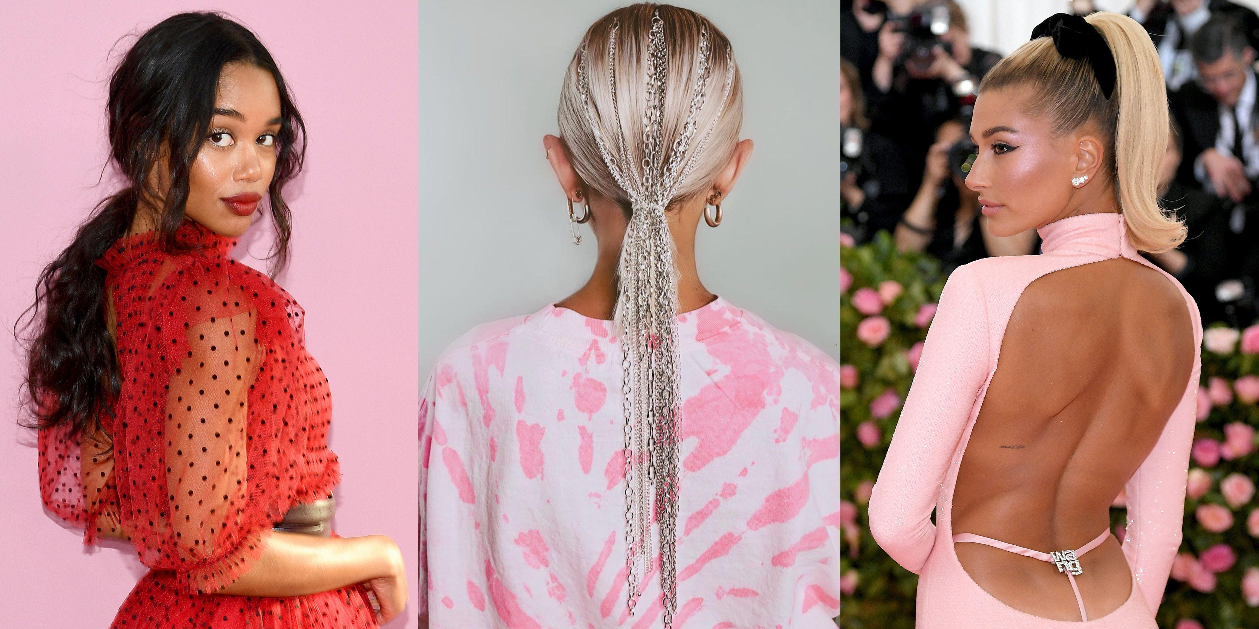 20 New Ways to Wear a Ponytail , Best Celebrity Ponytails of