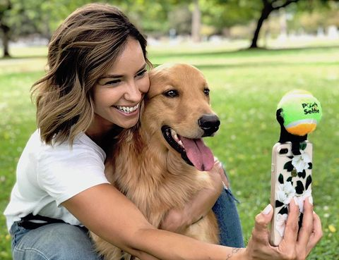 Get the Perfect Selfie With Your Dog, Thanks to This $10 Shark Tank Product