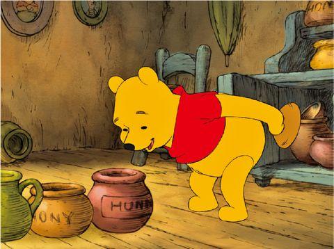 小熊維尼幸福魔法書