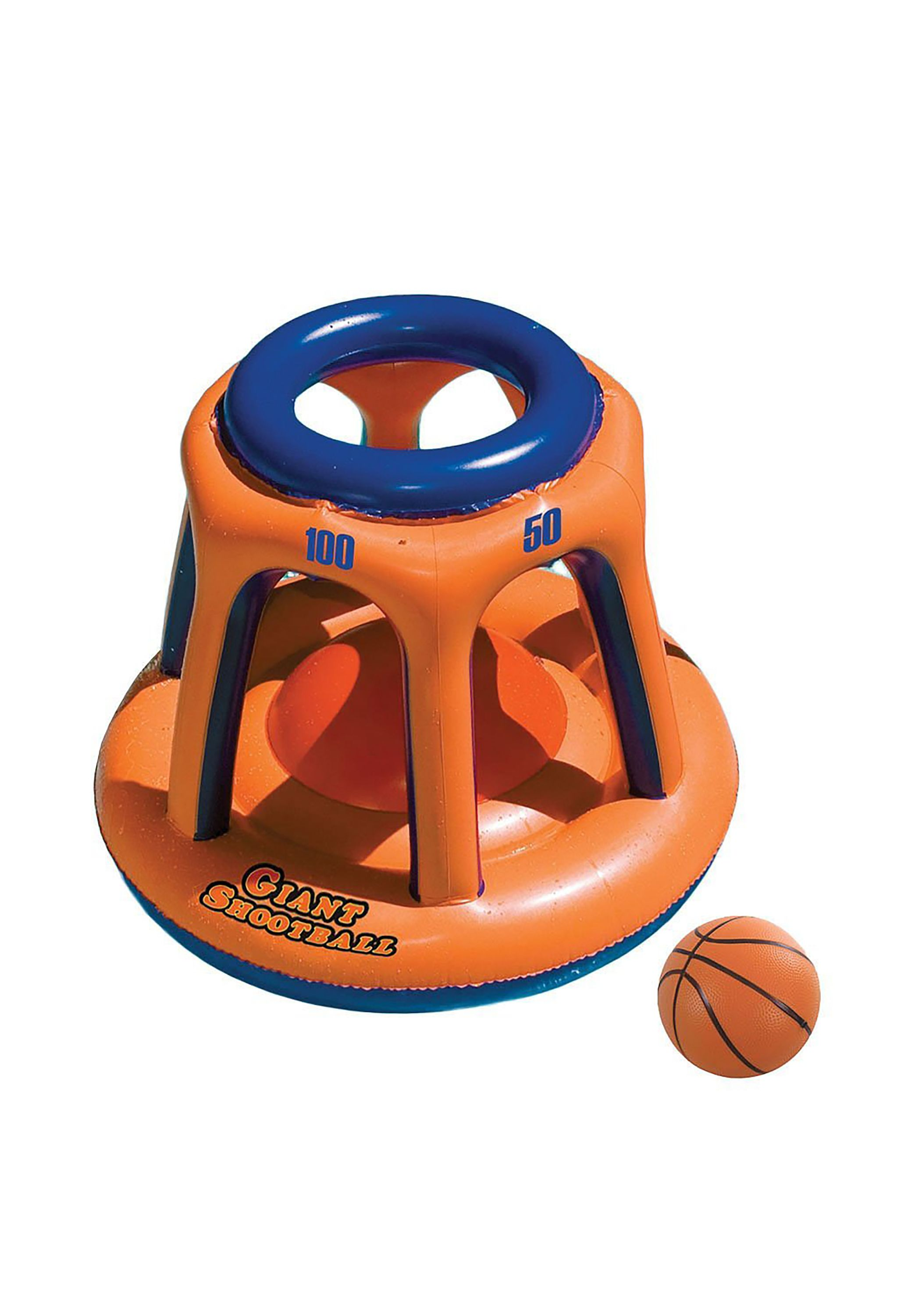 basketball swimming pool game