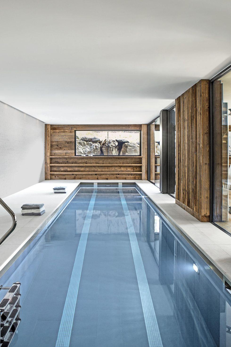 25 stunning swimming pool designs ideas for inground pools rh elledecor com