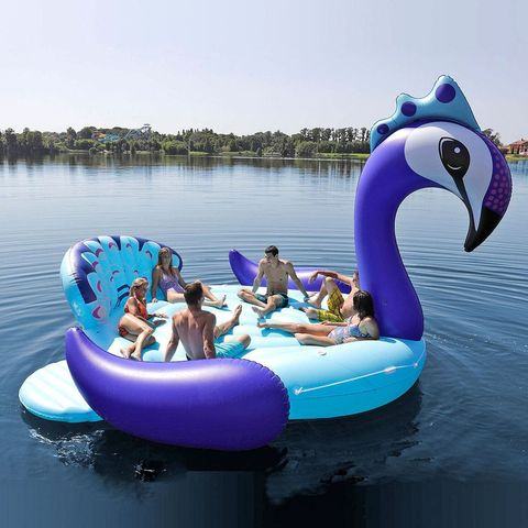 14 Crazy Oversized Floats Thatll Take Your Next Party To The High Seas