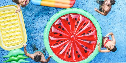 Play, Watermelon, Fun, Melon, Child, Citrullus, Fruit, Summer, Automotive wheel system, Leisure,