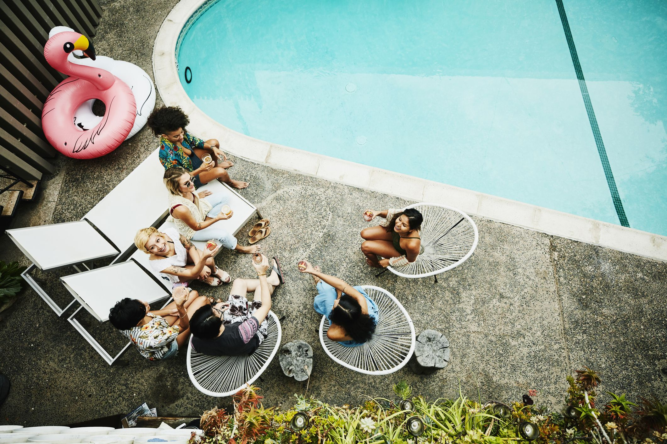 22 Best Pool Party Ideas - How to Throw a Pool Party