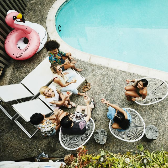 25 Best Pool Party Ideas How To Throw A Pool Party