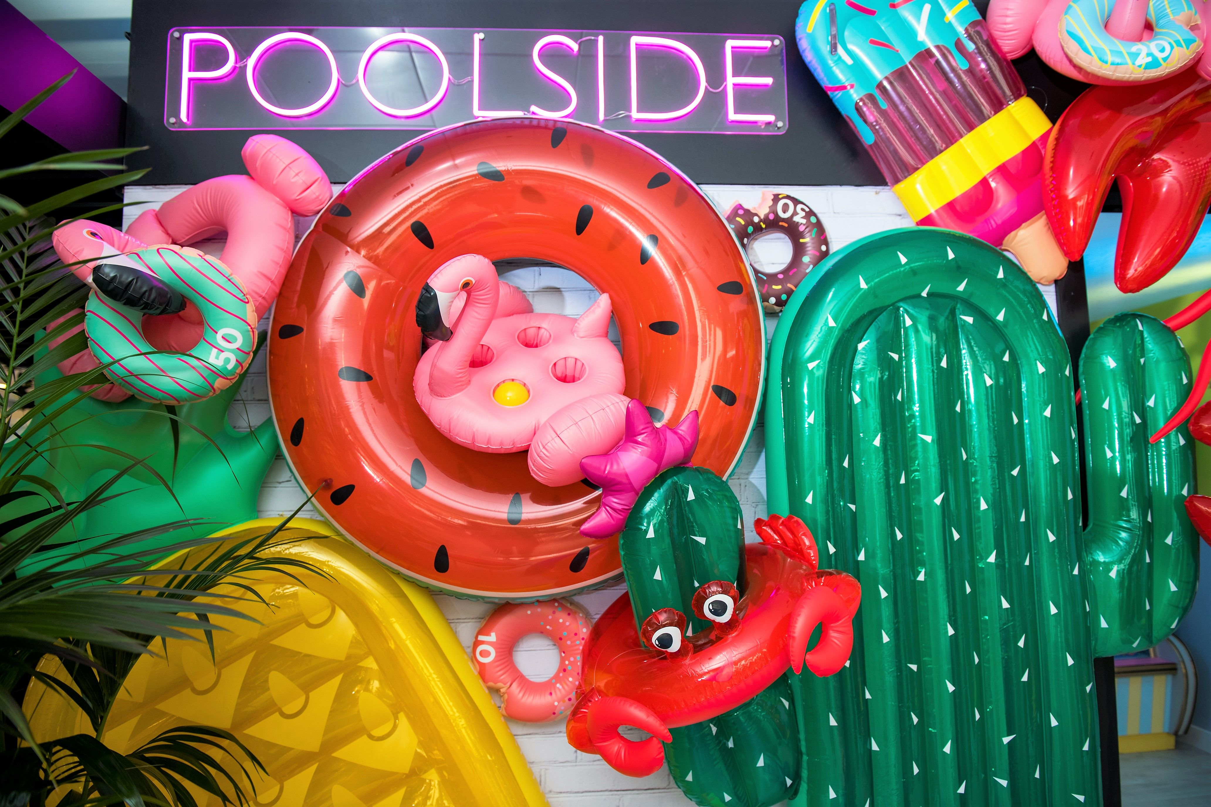 John Lewis and SunnyLife Launch Poolside PopUp at London Oxford Street