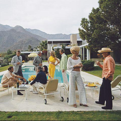 Desert House Party