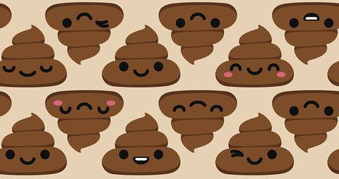 Brown, Tan, Khaki, Pattern, Beige, Fawn, Liver, Symmetry, Illustration, Clip art,