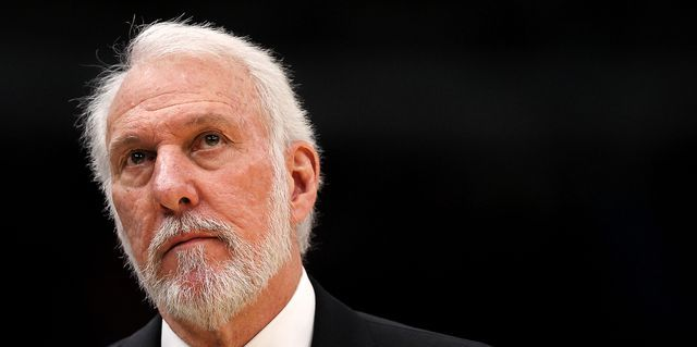 "Gregg Popovich Doesn't Mince Words: ""We Live in a Racist Country."""