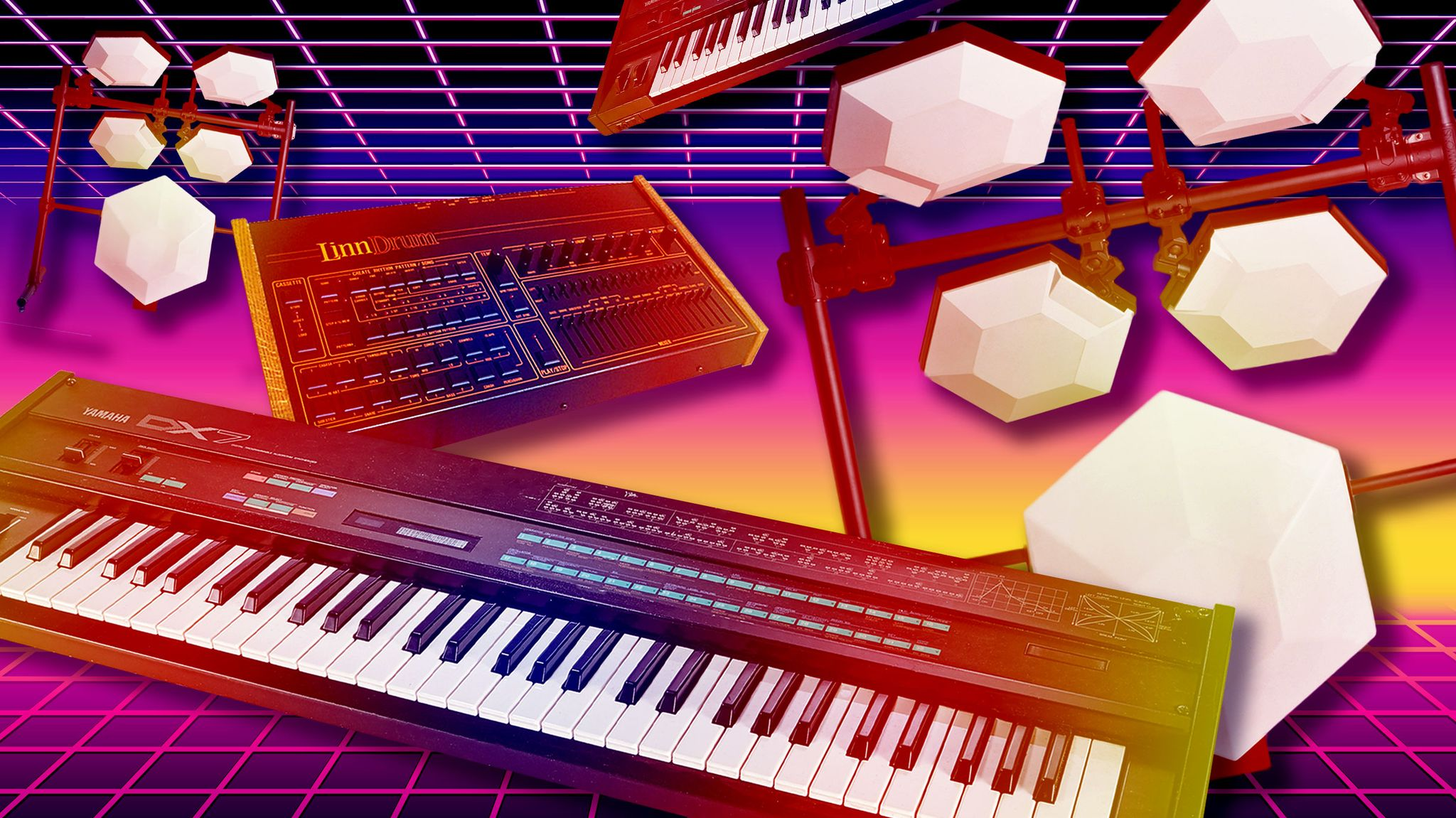 5 Music Inventions that Rocked the '80s—and Every Decade After